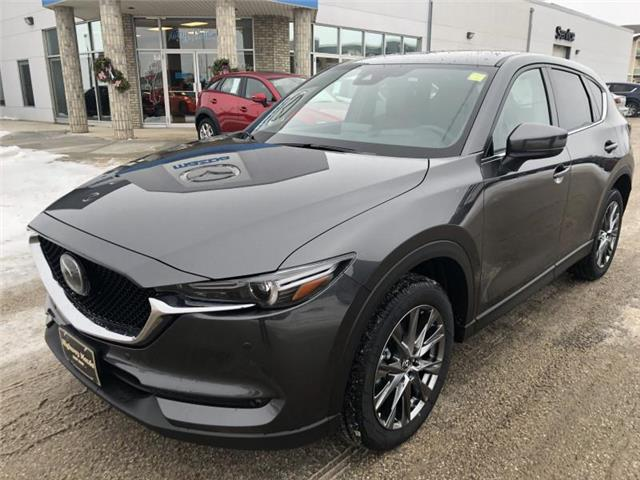 2020 Mazda CX-5 Signature (Stk: M20035) in Steinbach - Image 1 of 26
