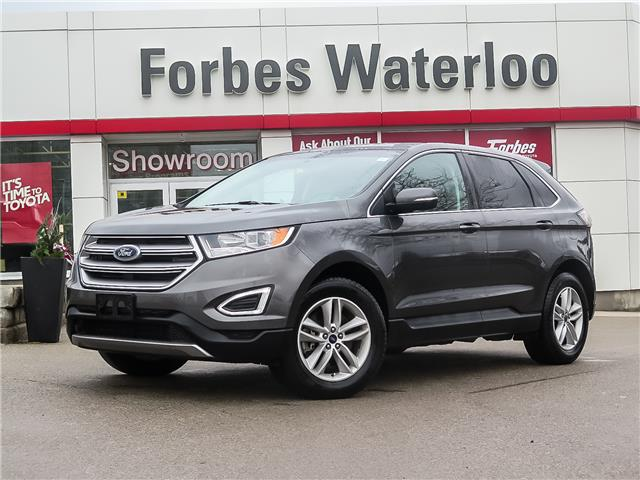 2018 Ford Edge SEL (Stk: 95622A) in Waterloo - Image 1 of 26