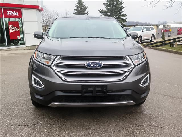 2018 Ford Edge SEL (Stk: 95622A) in Waterloo - Image 2 of 26
