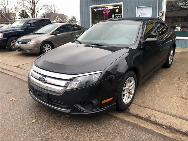 2010 Ford Fusion S (Stk: 31516) in Belmont - Image 1 of 15