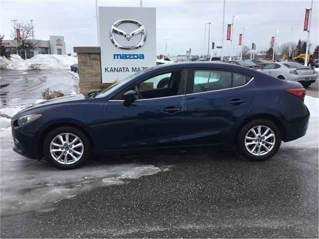 2016 Mazda Mazda3 GS (Stk: 10551a) in Ottawa - Image 2 of 22