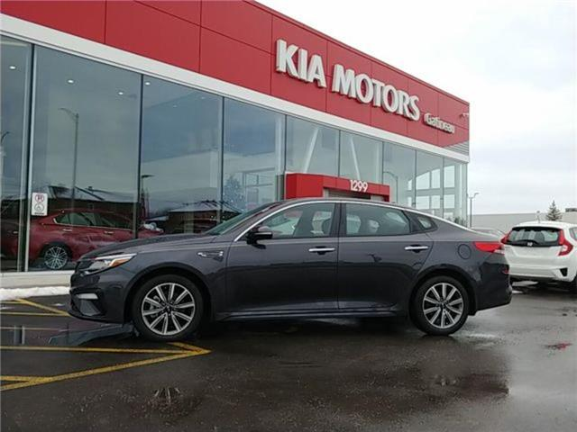 2019 Kia Optima  (Stk: 20235A) in Gatineau - Image 1 of 24