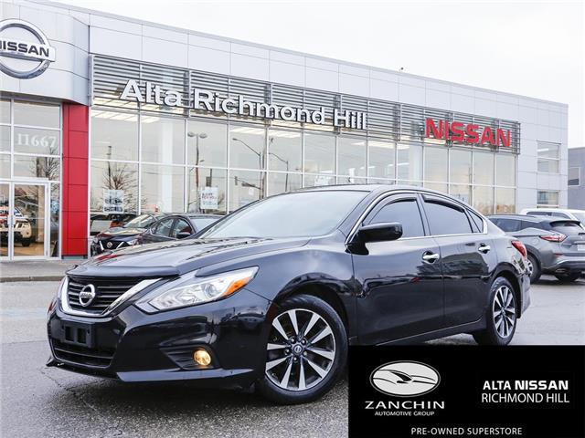 2016 Nissan Altima 2.5 SV (Stk: RY20R117A) in Richmond Hill - Image 1 of 24