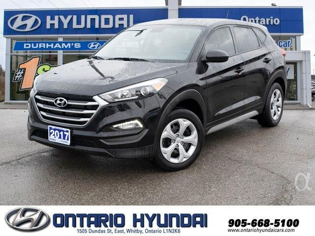 2017 Hyundai Tucson Base (Stk: 30758K) in Whitby - Image 1 of 18