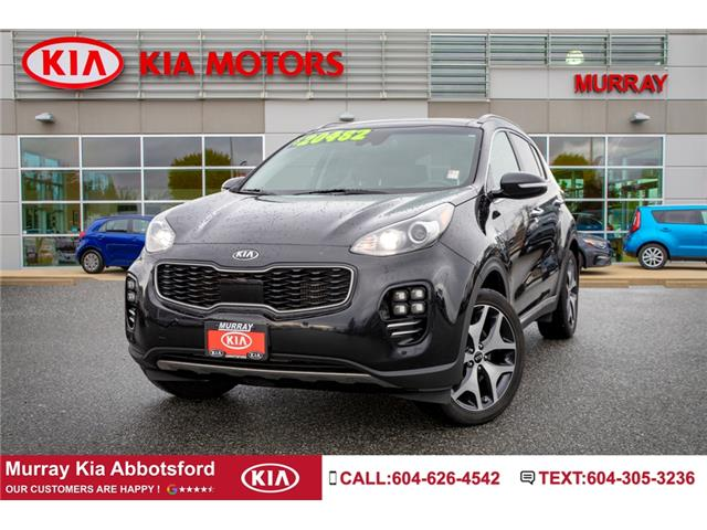 2017 Kia Sportage SX Turbo (Stk: M1495) in Abbotsford - Image 1 of 28