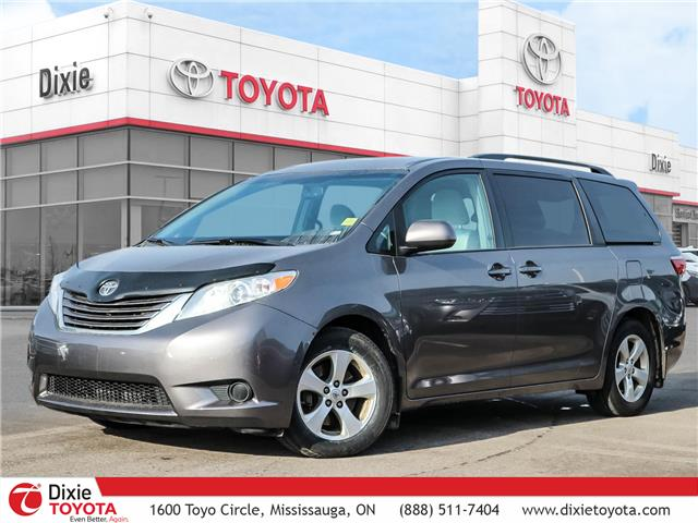 2015 Toyota Sienna  (Stk: D200560A) in Mississauga - Image 1 of 25