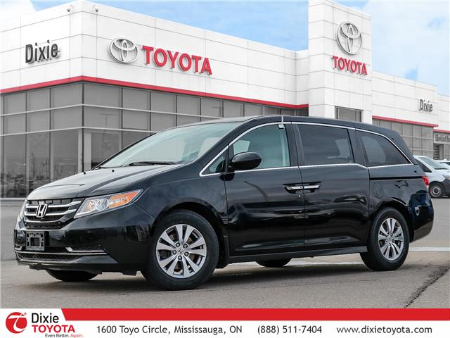 2016 Honda Odyssey EX (Stk: D192305A) in Mississauga - Image 1 of 29