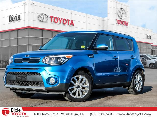 2018 Kia Soul  (Stk: D192290A) in Mississauga - Image 1 of 27