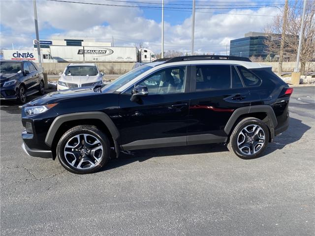 2020 Toyota RAV4 Trail (Stk: 357-43) in Oakville - Image 1 of 8