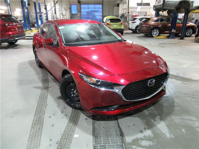 2019 Mazda Mazda3 GS (Stk: M2024) in Calgary - Image 1 of 2