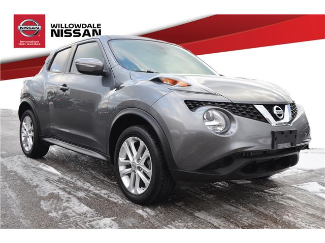 2016 Nissan Juke SV (Stk: N315A) in Thornhill - Image 1 of 25