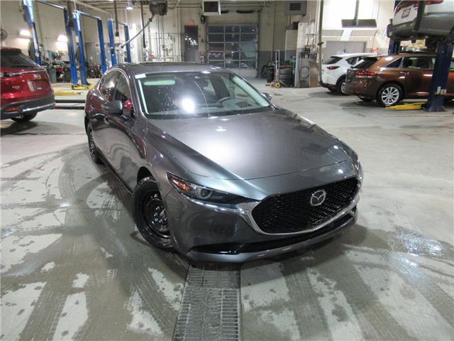 2019 Mazda Mazda3 GT (Stk: M2026) in Calgary - Image 1 of 2