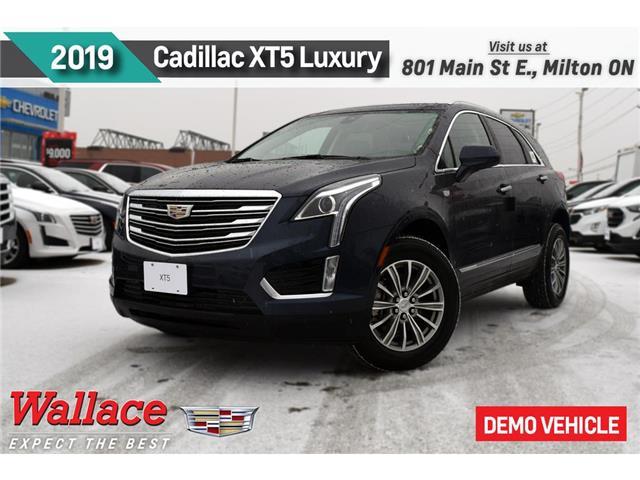 2019 Cadillac XT5 Luxury (Stk: 185265 | DEMO) in Milton - Image 1 of 15
