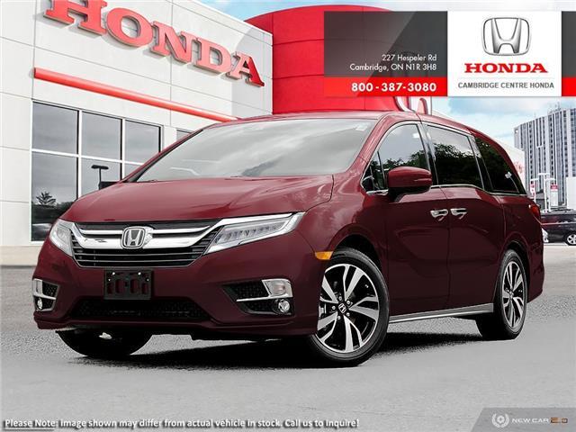 2020 Honda Odyssey Touring (Stk: 20636) in Cambridge - Image 1 of 24