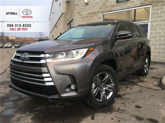 2019 Toyota Highlander LTD AWD (Stk: 46037) in Brampton - Image 1 of 29