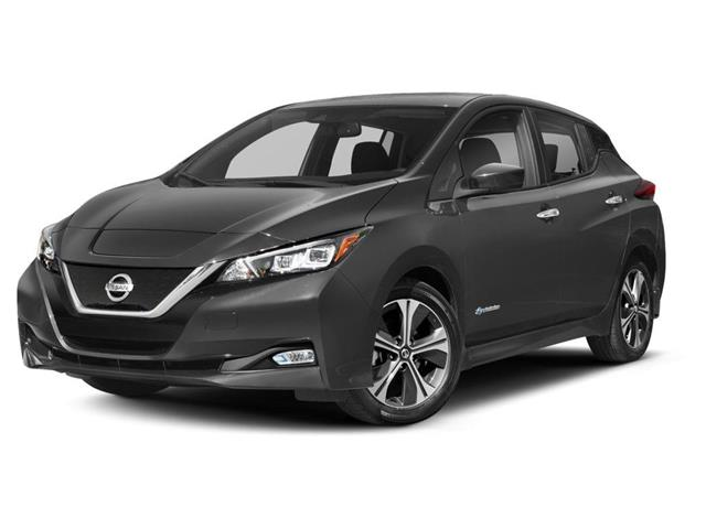 2019 Nissan LEAF SL (Stk: M19L001) in Maple - Image 1 of 9