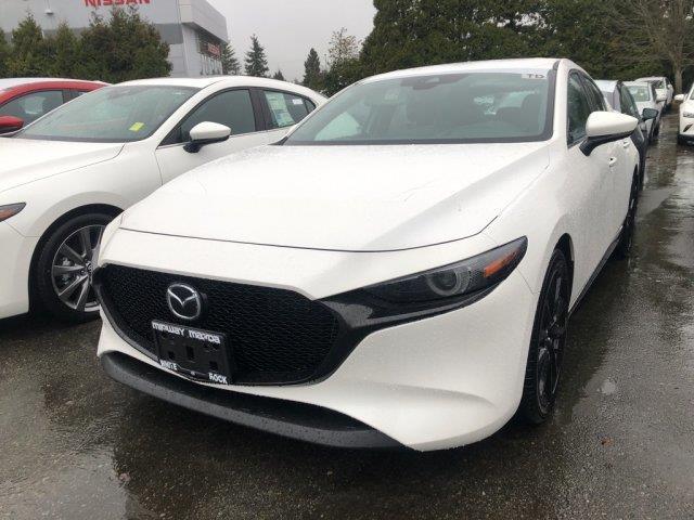 2020 Mazda Mazda3 Sport GS (Stk: 149960) in Surrey - Image 1 of 4