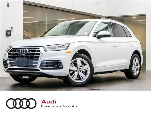 2018 Audi Q5 2.0T Technik (Stk: P3614) in Toronto - Image 1 of 29