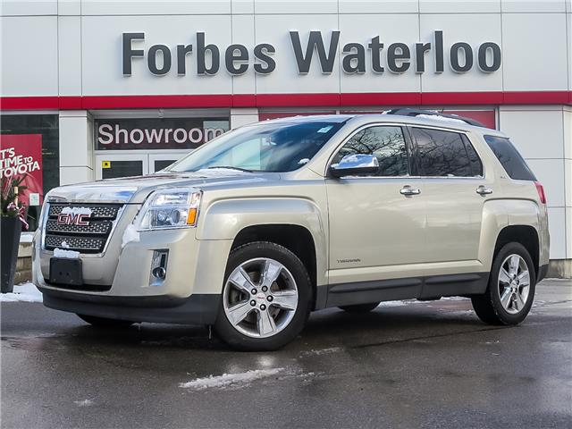Used 2015 GMC Terrain SLT-1  - Waterloo - Forbes Waterloo Toyota