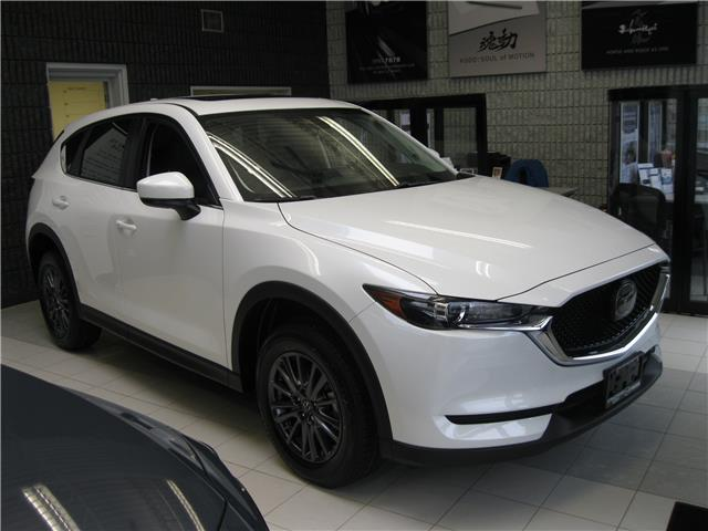 2020 Mazda CX-5 GS (Stk: 20011) in Stratford - Image 1 of 10