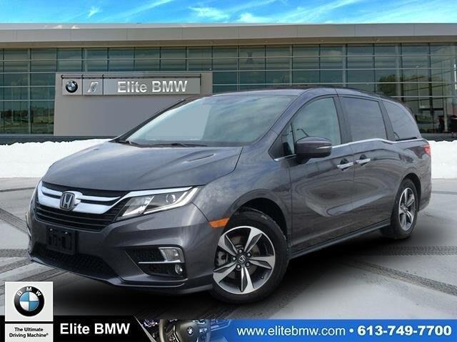 2019 Honda Odyssey EX-L (Stk: 13304A) in Gloucester - Image 1 of 30