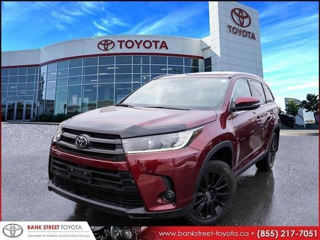 2019 Toyota Highlander XLE (Stk: 27946) in Ottawa - Image 1 of 26