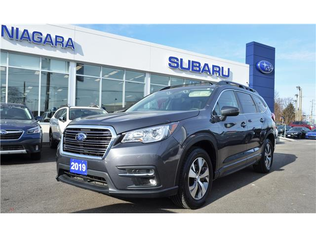 2019 Subaru Ascent Touring (Stk: S4858A) in St.Catharines - Image 1 of 27