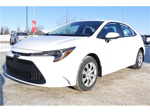2020 Toyota Corolla LE (Stk: COL068) in Lloydminster - Image 1 of 14