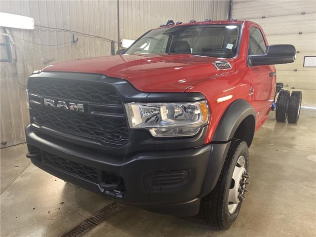 2019 RAM 5500 Chassis Tradesman/SLT (Stk: KT127) in Rocky Mountain House - Image 1 of 17