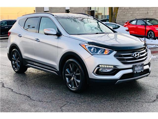 2018 Hyundai Santa Fe Sport 2.0T Ultimate (Stk: 8228H) in Markham - Image 1 of 30
