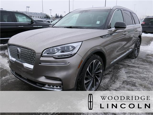 2020 Lincoln Aviator Reserve (Stk: L-89) in Calgary - Image 1 of 6