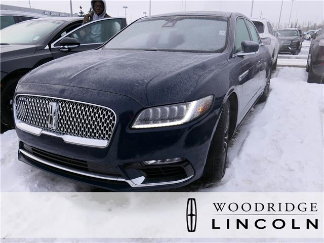 2020 Lincoln Continental Reserve (Stk: L-108) in Calgary - Image 1 of 6