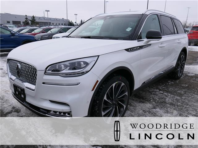 2020 Lincoln Aviator Reserve (Stk: L-176) in Calgary - Image 1 of 6