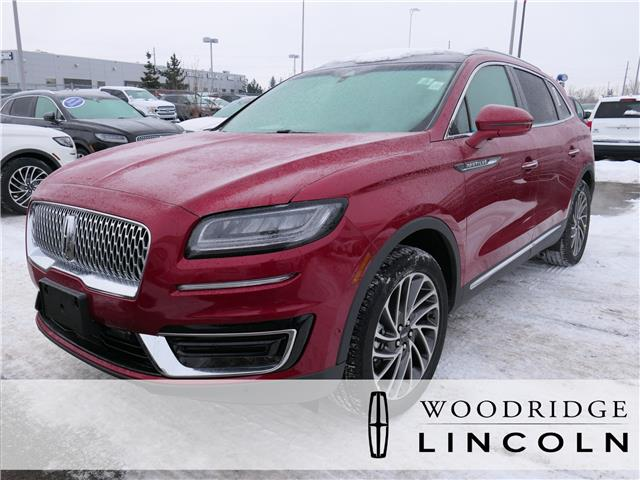 2020 Lincoln Nautilus Reserve (Stk: L-215) in Calgary - Image 1 of 6
