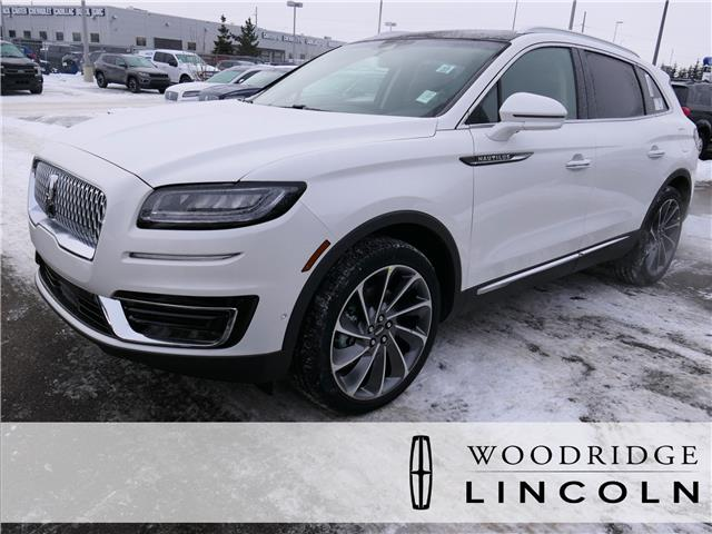 2020 Lincoln Nautilus Reserve (Stk: L-218) in Calgary - Image 1 of 6