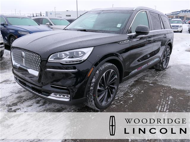 2020 Lincoln Aviator Reserve (Stk: L-244) in Calgary - Image 1 of 6
