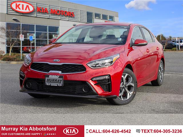 2020 Kia Forte EX (Stk: FR08212) in Abbotsford - Image 1 of 22