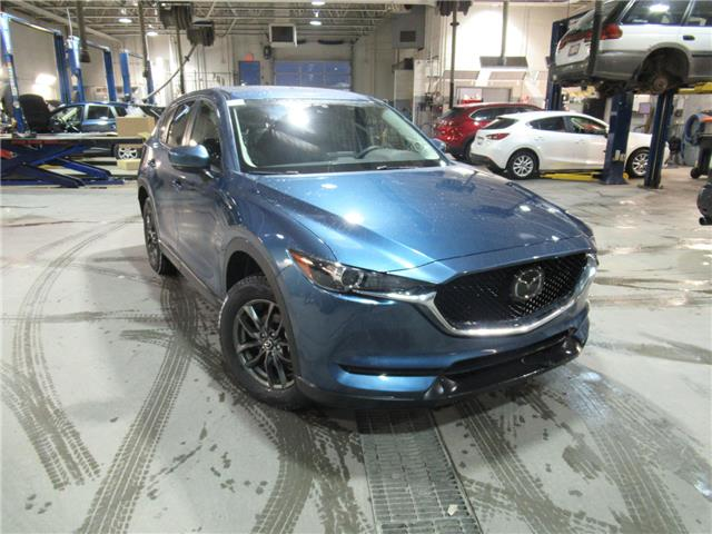 2019 Mazda CX-5 GS (Stk: M2320) in Calgary - Image 1 of 2