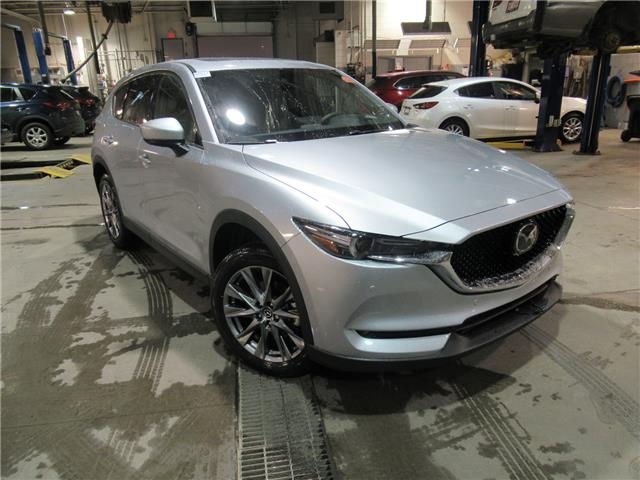 2020 Mazda CX-5 Signature (Stk: M2573) in Calgary - Image 1 of 2