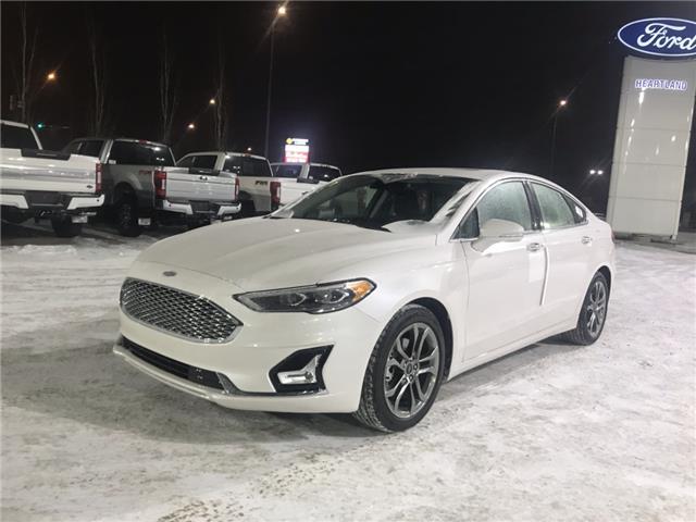 2020 Ford Fusion Hybrid Titanium (Stk: LFN001) in Ft. Saskatchewan - Image 1 of 23