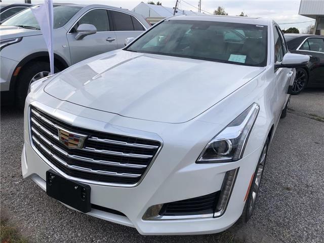 2019 Cadillac CTS 2.0L Turbo Luxury (Stk: 111639) in Markham - Image 1 of 5