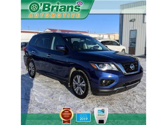 2018 Nissan Pathfinder SL Premium (Stk: 13208A) in Saskatoon - Image 1 of 25