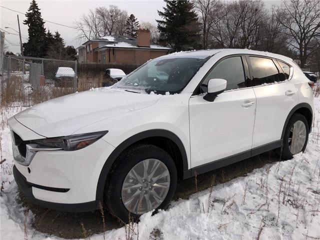 2019 Mazda CX-5 Signature (Stk: 81923) in Toronto - Image 1 of 5