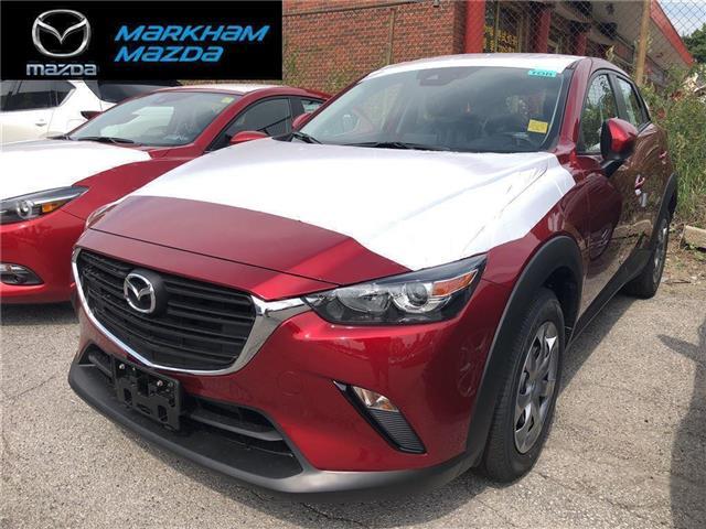 2019 Mazda CX-3 GX (Stk: H190049) in Markham - Image 1 of 1