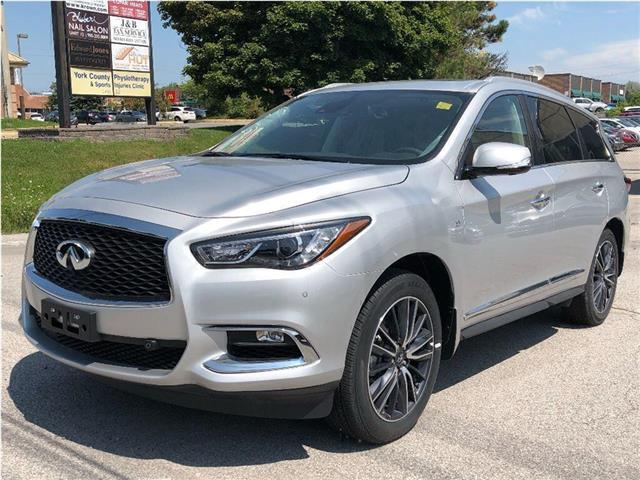 2018 Infiniti QX60 Base (Stk: 18QX6033) in Newmarket - Image 1 of 5