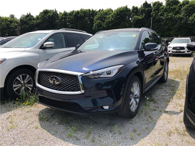 2019 Infiniti QX50 Luxe (Stk: 19QX50114) in Newmarket - Image 1 of 5