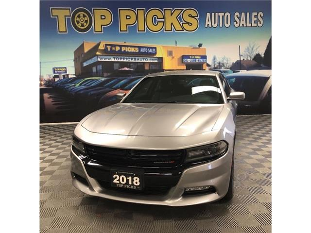 2018 Dodge Charger GT (Stk: 257881) in NORTH BAY - Image 1 of 27