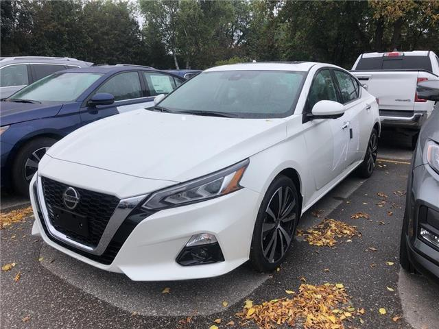 2020 Nissan Altima 2.5 Platinum (Stk: LN303637) in Whitby - Image 1 of 5