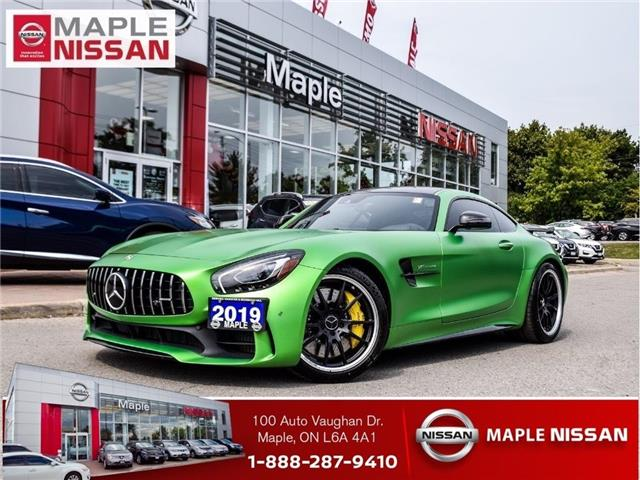 2019 Mercedes-Benz AMG GT AMG GT R|Nappa Leather|AMG Carbon Fiber (Stk: M20G001A) in Maple - Image 1 of 29