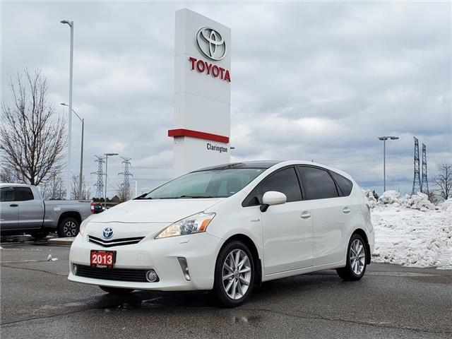 2013 Toyota Prius v Base (Stk: 20256A) in Bowmanville - Image 1 of 29